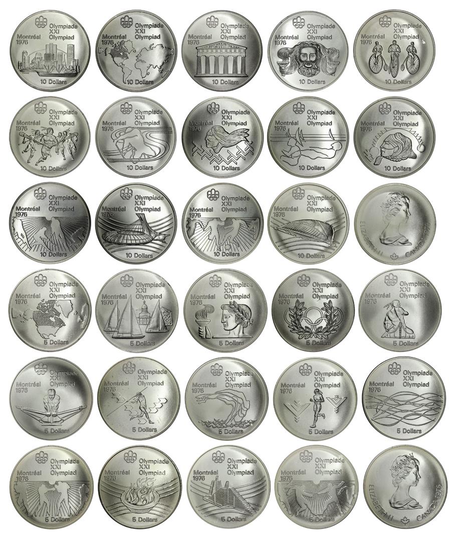 Монеты канада купить альбом для монет воронеж