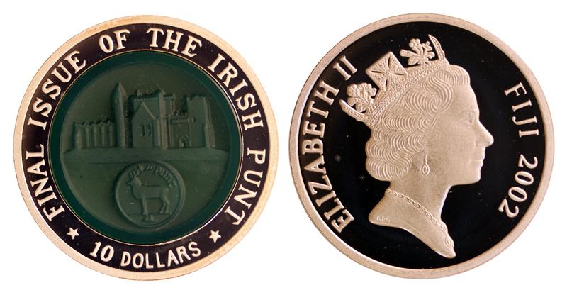 ирландские фунты фото приходит